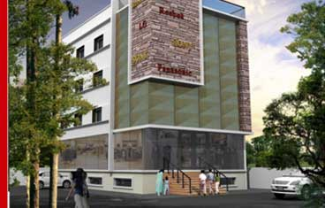 Flats for sale in shivam road-hyderabad