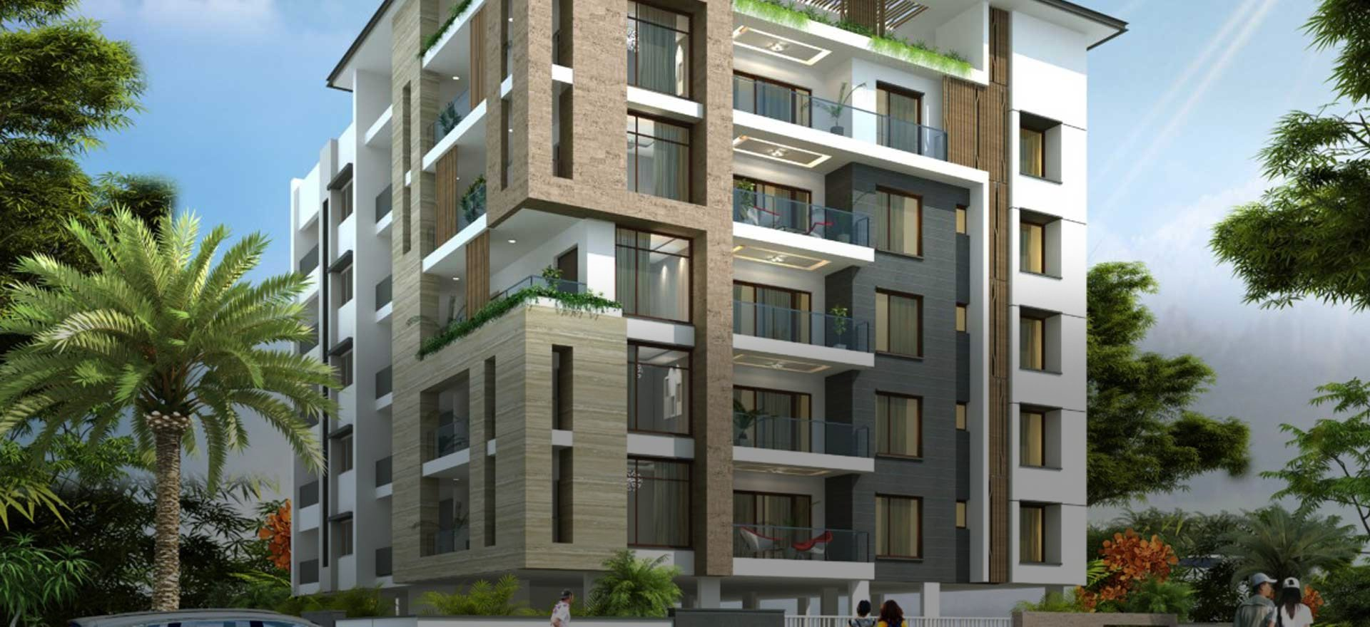 flats for sale in banjarahills