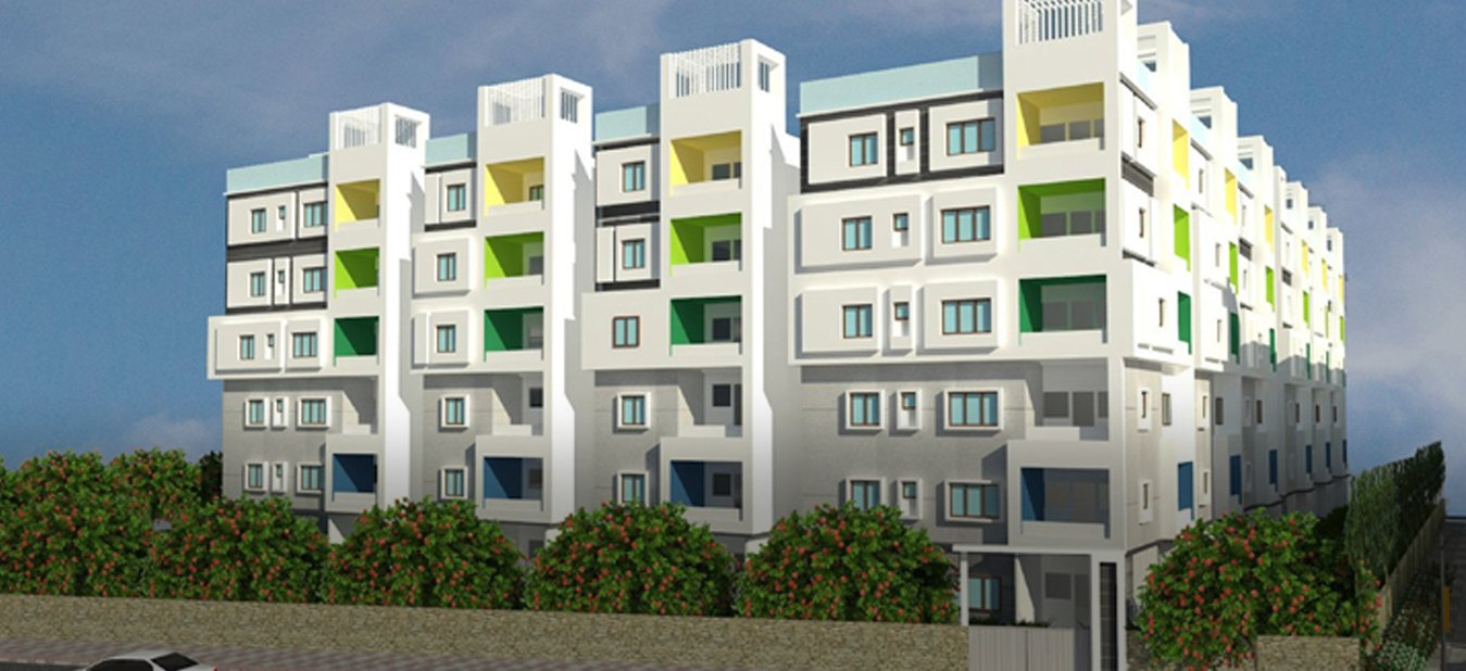 flats for slae in neknampur